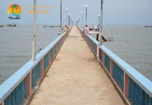 Biển Tân Thành - Du lịch Tiền Giang