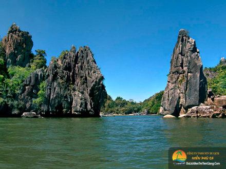 Tour du lịch châu đốc - tịnh biên - hà tiên