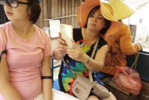 Đi xe ngựa tại Bến Tre - Tiền Giang