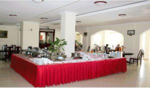 Nhà Hàng Buffet Khách sạn Hàm Luông - Du lịch Bến Tre Tiền Giang