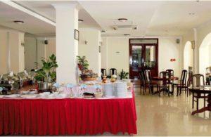 Nhà hàng Khách sạn Hàm Luông - Du lịch Bến Tre Tiền Giang