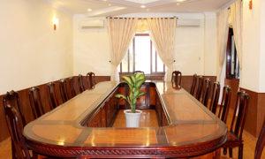Phòng họp Khách sạn Hàm Luông - Du lịch Bến Tre Tiền Giang