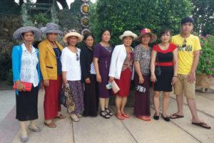 Du lịch Cồn Phụng - Du lịch Bến Tre Tiền Giang