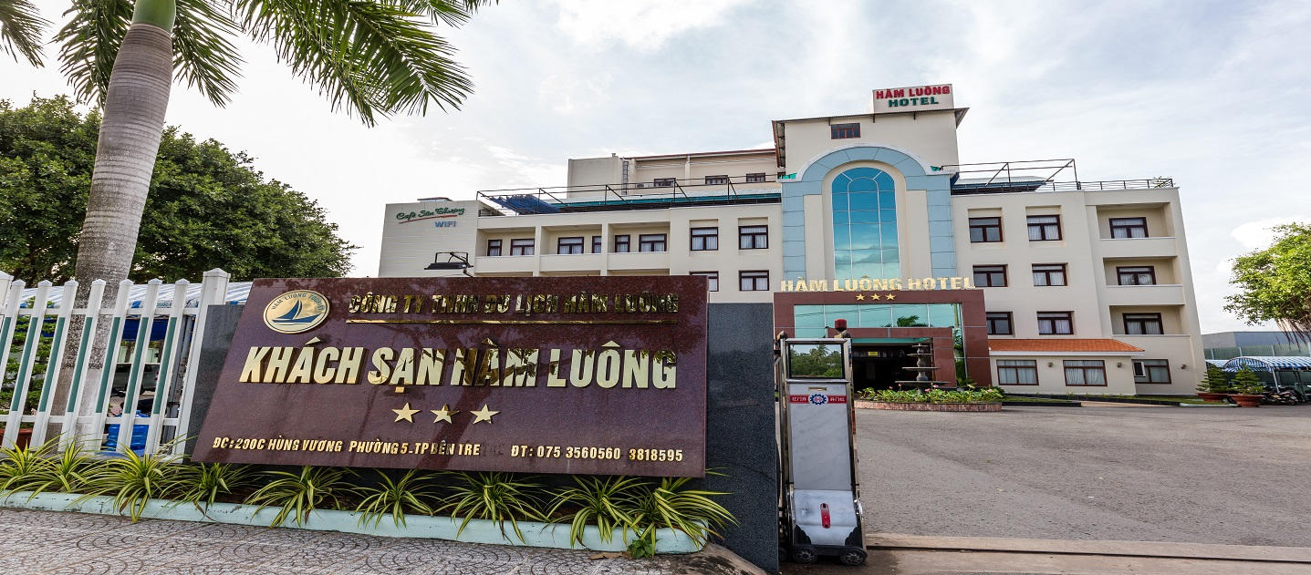 Khách sạn Hàm Luông - Địa điểm lưu trú khi đi du lịch Bến Tre