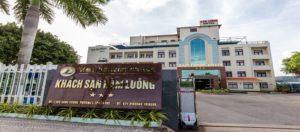 Khách sạn Hàm Luông - Du lịch Bến Tre Tiền Giang