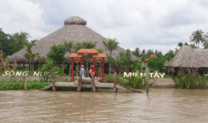 Nhà hàng Sông nước miền tây - Du lịch Bến Tre Tiền Giang