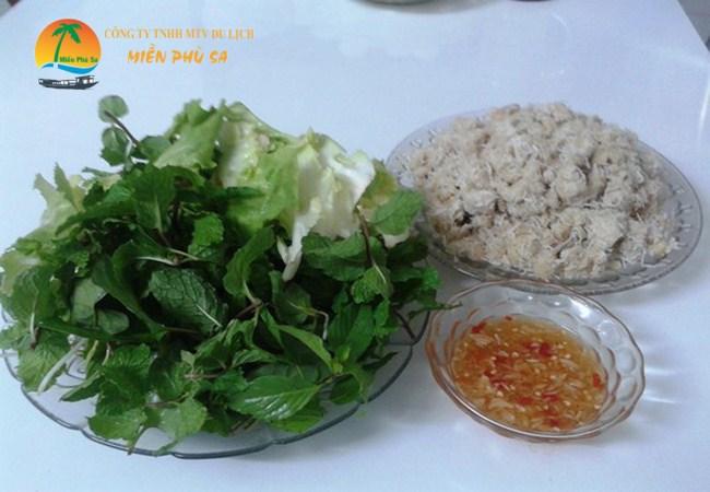 Chuối quết dừa - Đặc sản Tiền Giang