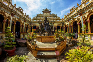 Chùa Vĩnh Tràng - điểm đến nổi tiếng đất Tiền Giang
