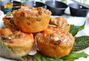 bánh giá - Đặc sản Tiền Giang