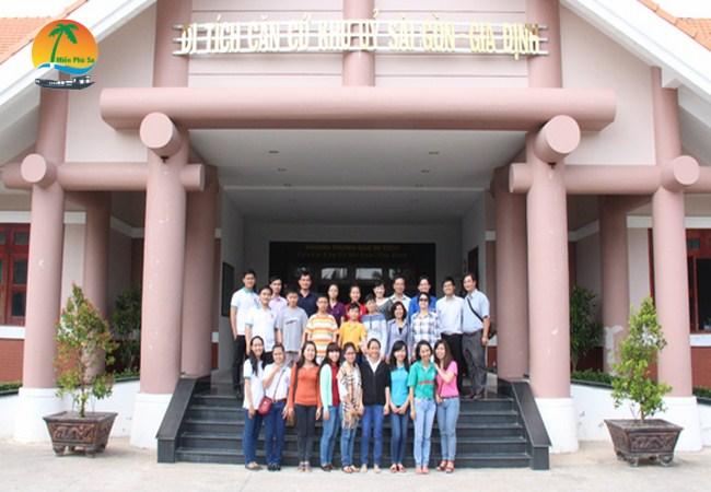 Di tích căn cứ quân khu ủy Sài Gòn - Gia Định - Du lịch Bến Tre