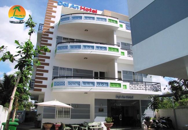 Khách sạn Đại An - Du lịch Bến Tre