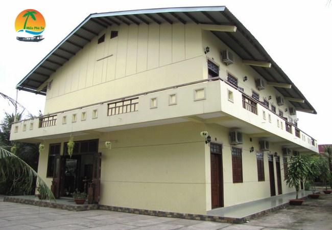 Khách sạn Sao Mai - Du lịch Bến Tre