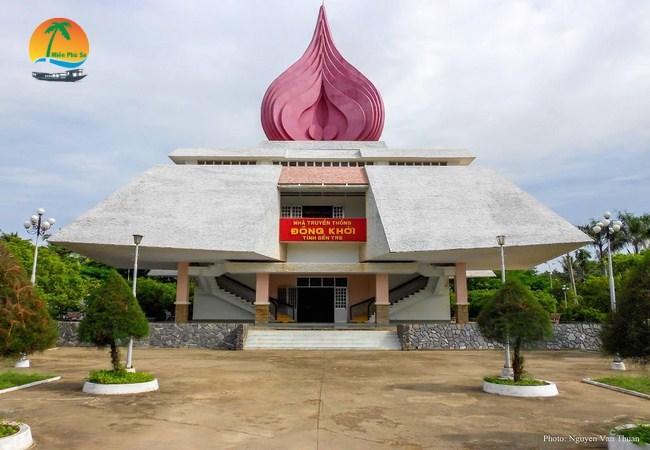 Khu di tích lịch sử Đồng Khởi Bến Tre - Du lịch Bến Tre