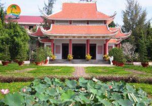 Khu lưu niệm Nguyễn Thị Định - Du lịch Bến Tre