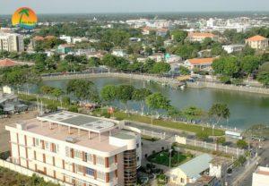 Thành Phố Mỹ Tho - Du lịch Tiền Giang