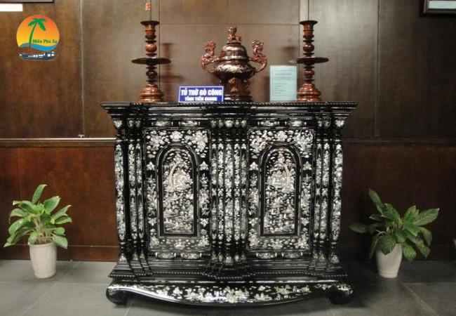 Tủ thờ Gò Công - Du lịch Tiền Giang