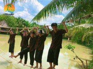 Khu du lịch Lan Vương Bến Tre - Du lịch Bến Tre Tiền Giang