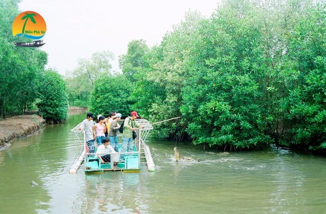Khu du lịch sinh thái Cần Giờ - Du lịch Bến Tre Tiền Giang