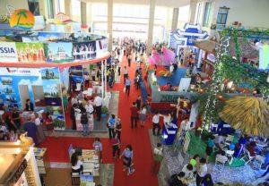 Hội chợ du lịch 2017 - Du lịch Bến Tre Tiền Giang