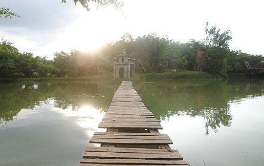 KDL Sinh thái Cao Minh - Cảnh quan