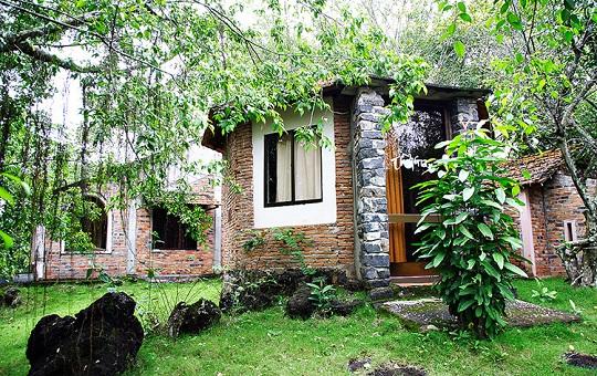 KDL Sinh thái Cao Minh - Nhà theo kiểu Châu Âu