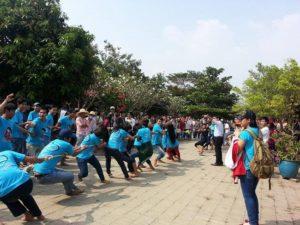Khu Du Lịch Thới Sơn 1 - Team building