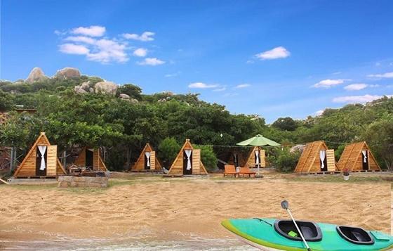 khu du lịch sinh thái Sao Biển Canh Ranh