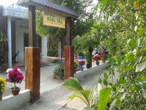 Homestay Hồng Thái - Du lịch Bến Tre