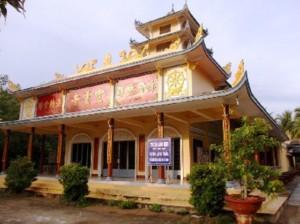 Di tích lịch sử Chùa Tuyên Linh, xã Minh Đức
