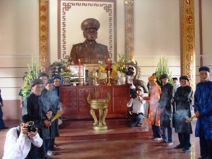 Đền thờ Trung tướng Đồng Văn Cống