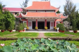 Khu lưu niệm Nguyễn Thị Định