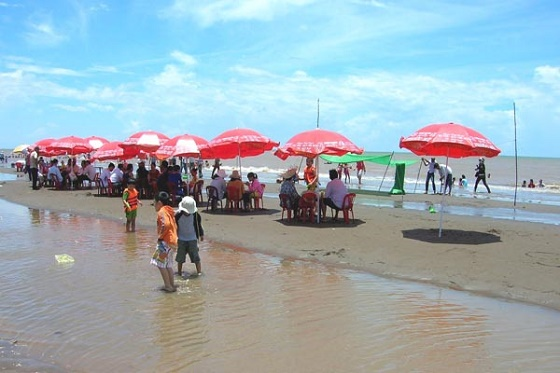 Du lịch Biển Thạnh Phú - Bến Tre