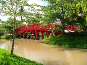 Khu du lịch Cồn Thới Sơn - Du lịch Bến Tre Tiền Giang