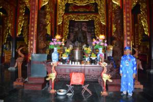 Nam Phương Linh Từ là công trình tưởng nhớ 125 nhân vật lịch sử