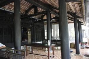 Nhà cổ tại Làng cổ Đông Hòa Hiệp