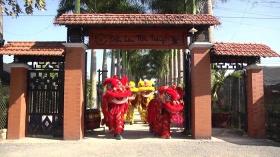 Lễ Khánh Thành Điền Lan Thôn Trang