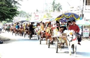 Khai mạc Tuần lễ Văn hóa – Du lịch Châu Thành, Bến Tre