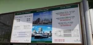 Bảng giá vé tàu cao tốc Bến Tre - Mỹ Tho - Vũng Tàu