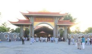 Thiền viện Trúc Lâm Chánh Giác Tiền Giang