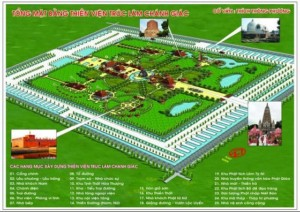 Thiền viện Trúc Lâm Chánh Giác Tiền Giang có gì