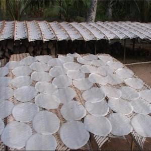 Bánh phồng Sơn Đốc - Đặc sản Bến Tre