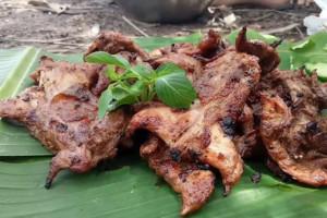 Chuột dừa Bến Tre - Đặc sản Bến Tre