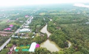 Khu Du Lich Lan Vương - Bến Tre