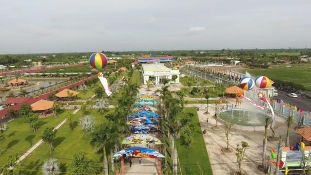 Hình ảnh khu du lịch Trường Huy